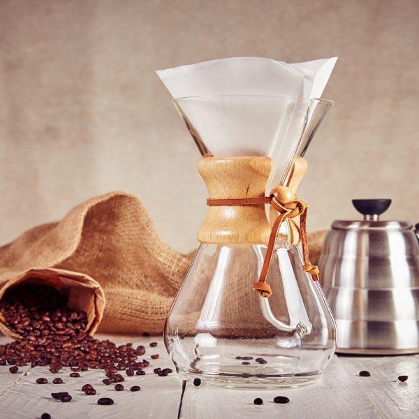 Klasyczne metody alternatywne parzenia kawy